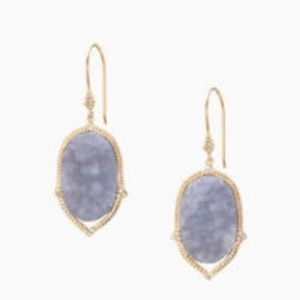 Stella & Dot Charlotte Druzy earrings